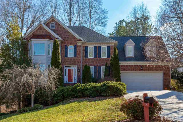 310 Highlands Bluffs Drive, Cary, NC 27518 (#2172254) :: Raleigh Cary Realty
