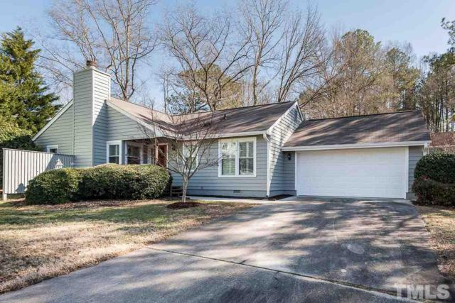 7 Heather Court, Chapel Hill, NC 27517 (#2172260) :: Raleigh Cary Realty