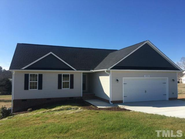 1492 Cane Mill Road, Coats, NC 27521 (#2172275) :: The Jim Allen Group