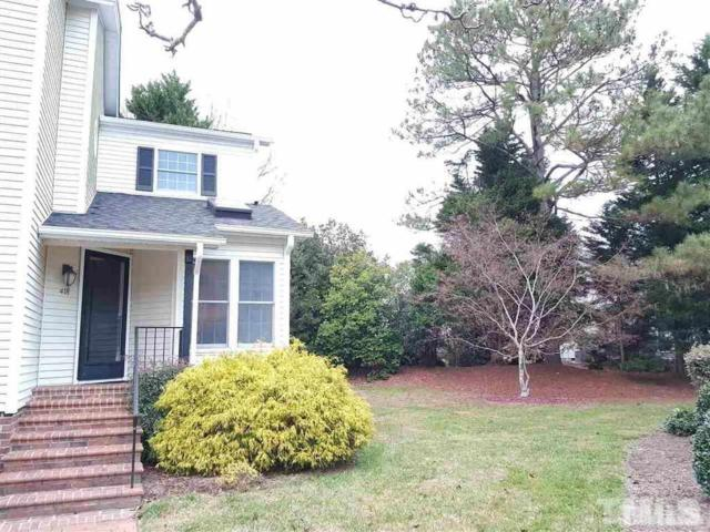 418 Wintercrest East Close, Pittsboro, NC 27312 (#2172288) :: Raleigh Cary Realty