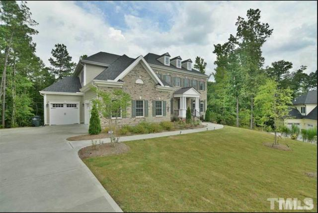 119 Eagles Watch Lane, Chapel Hill, NC 27517 (#2172298) :: The Abshure Realty Group