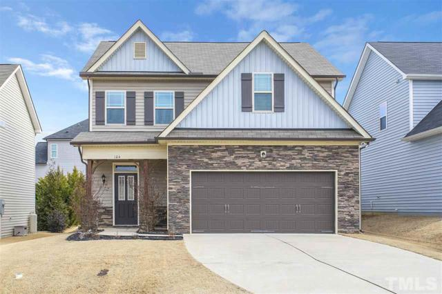 104 Duncan Court, Clayton, NC 27527 (#2172309) :: Raleigh Cary Realty