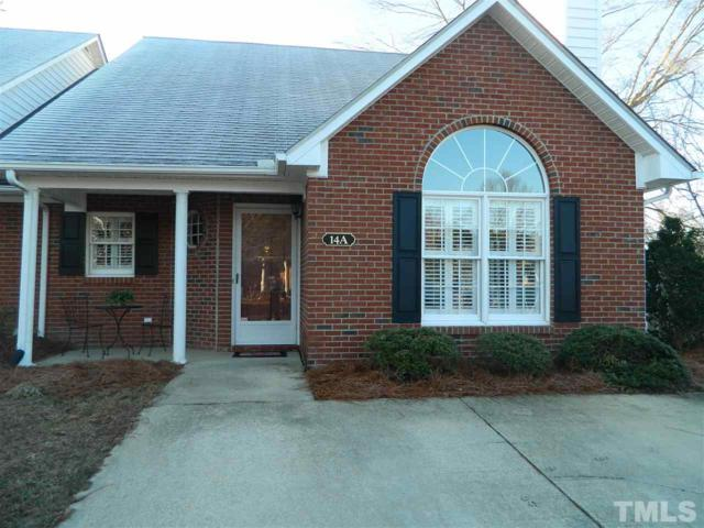 14 Magnolia Lane A, Angier, NC 27501 (#2172311) :: The Jim Allen Group
