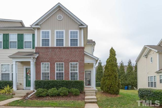 7859 Silverthread Lane, Raleigh, NC 27617 (#2172334) :: Raleigh Cary Realty