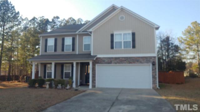 127 Gatewood Ridge Court, Garner, NC 27529 (#2172335) :: The Jim Allen Group