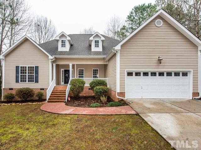 293 Trillium Way, Clayton, NC 27527 (#2172338) :: The Jim Allen Group