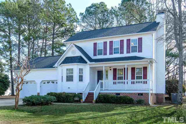 6437 Silver Spring Court, Willow Spring(s), NC 27592 (#2172417) :: The Jim Allen Group