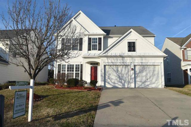 111 Shadow Mountain Lane, Morrisville, NC 27560 (#2172455) :: Raleigh Cary Realty