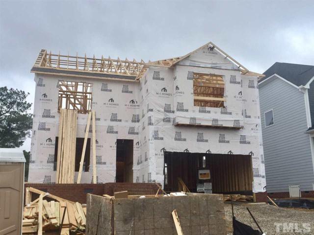 4252 Rockdell Hall Street Lot 186, Raleigh, NC 27616 (#2172458) :: Rachel Kendall Team, LLC