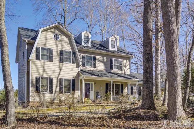 107 Quailview Drive, Chapel Hill, NC 27516 (#2172475) :: Rachel Kendall Team, LLC