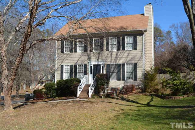 610 Woods Mill Circle, Wake Forest, NC 27587 (#2172510) :: The Jim Allen Group