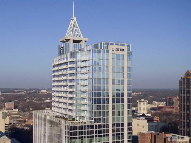 301 Fayetteville Street #2912, Raleigh, NC 27601 (#2172528) :: Raleigh Cary Realty