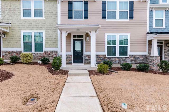 1053 Semora Lane, Morrisville, NC 27560 (#2172571) :: Raleigh Cary Realty