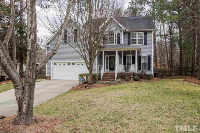 428 Moultonboro Avenue, Wake Forest, NC 27587 (#2172580) :: The Jim Allen Group