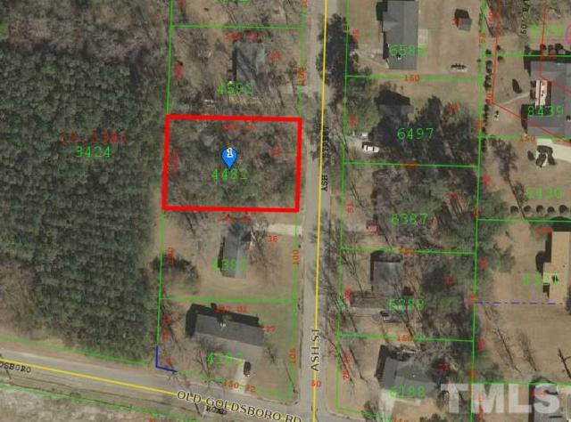 Lot 35 Ash Street, Smithfield, NC 27577 (#2172611) :: The Perry Group