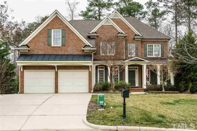 2011 Killearn Mill Court, Cary, NC 27513 (#2172619) :: The Jim Allen Group