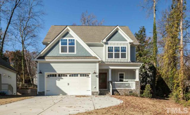2632 Bedford Avenue, Raleigh, NC 27607 (#2172647) :: Raleigh Cary Realty