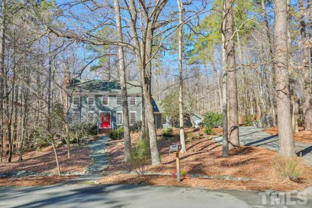106 Foxridge Court, Chapel Hill, NC 27514 (#2172660) :: Rachel Kendall Team, LLC