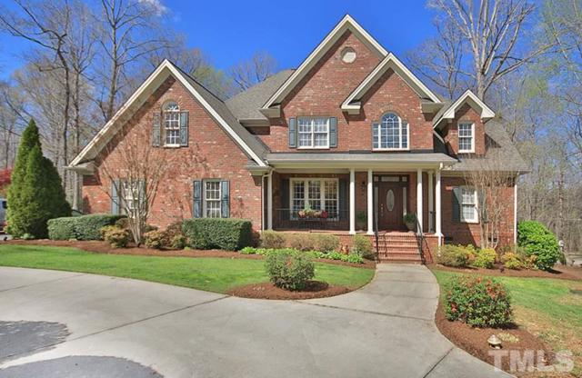 40 Kensington Drive, Youngsville, NC 27596 (#2172671) :: The Abshure Realty Group