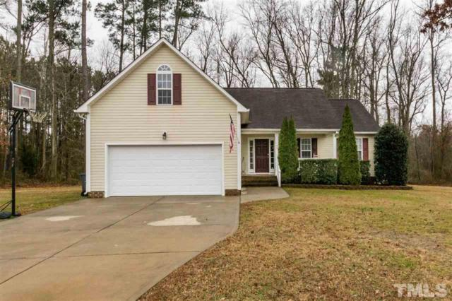 193 Buckhaven Drive, Willow Spring(s), NC 27592 (#2172678) :: The Jim Allen Group