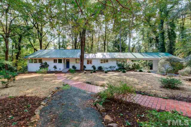 779 Old Mill Road, Chapel Hill, NC 27514 (#2172681) :: Marti Hampton Team - Re/Max One Realty