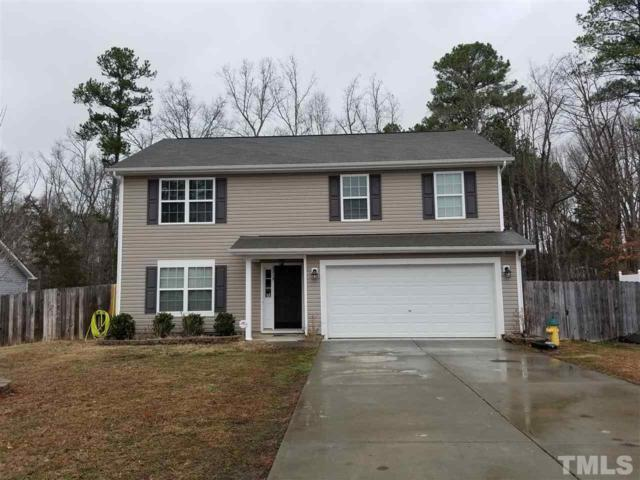 2219 Bayswater Drive, Creedmoor, NC 27522 (#2172684) :: The Jim Allen Group