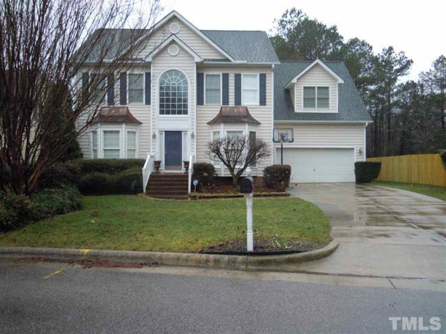 7405 Dorrington Trail, Raleigh, NC 27615 (#2172715) :: Rachel Kendall Team, LLC