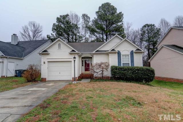 105 Stone Hedge Court, Holly Springs, NC 27540 (#2172717) :: The Jim Allen Group