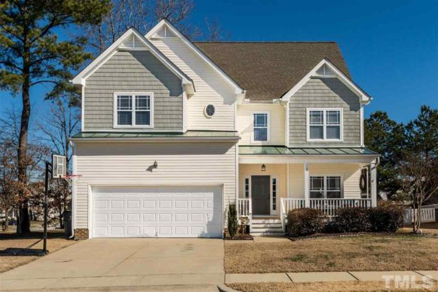 17 Hocutt Farm Drive, Clayton, NC 27527 (#2172724) :: The Jim Allen Group
