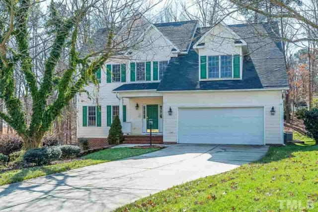 411 Peachtree Point Court, Cary, NC 27513 (#2172733) :: Rachel Kendall Team, LLC