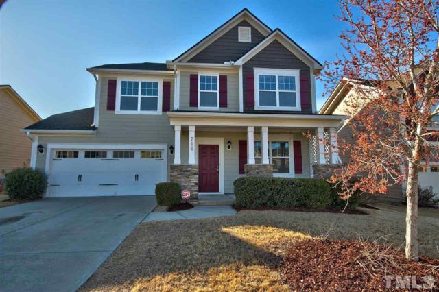 716 Apalachia Lake Drive, Fuquay Varina, NC 27526 (#2172741) :: The Jim Allen Group