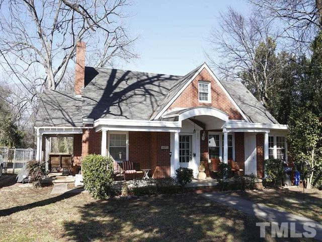 209 Delway Street, Raleigh, NC 27604 (#2172798) :: The Jim Allen Group