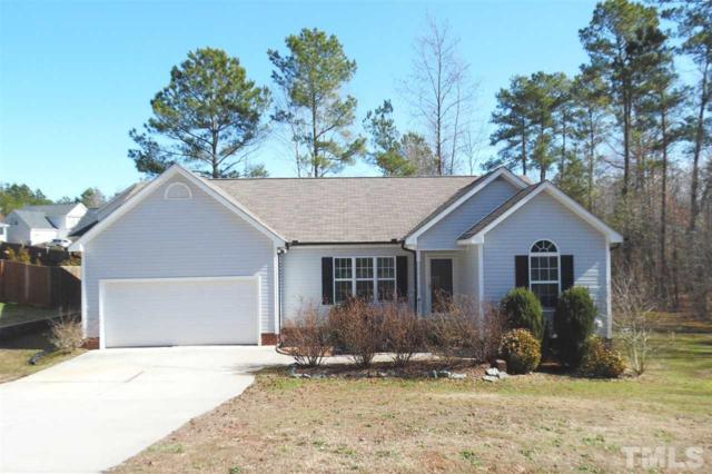 411 Crusaders Drive, Sanford, NC 27330 (#2172818) :: The Jim Allen Group