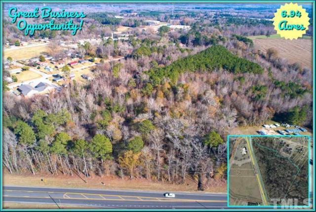 S Main Street, Lillington, NC 27546 (#2172864) :: Rachel Kendall Team, LLC