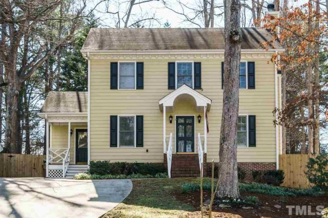 111 Fishers Creek Court, Cary, NC 27513 (#2172911) :: The Jim Allen Group