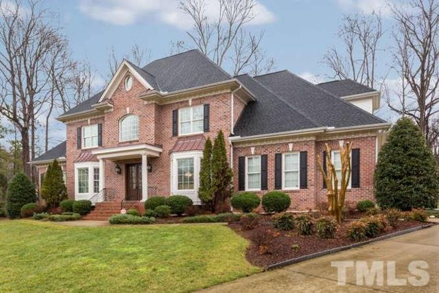 1805 Silver Mist Court, Raleigh, NC 27613 (#2172916) :: The Jim Allen Group