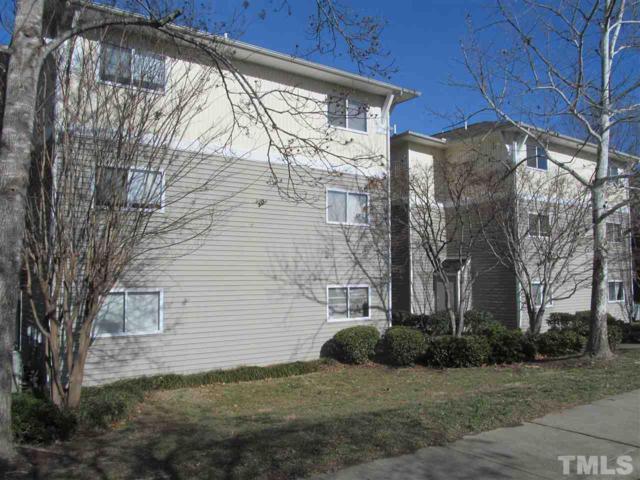 303 Smith Level Road D11, Chapel Hill, NC 27516 (#2172917) :: The Jim Allen Group