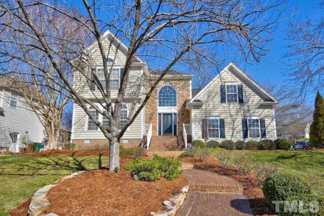 415 Legault Drive, Cary, NC 27513 (#2172930) :: Triangle Midtown Realty