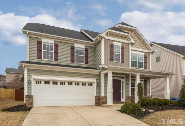 829 Ribbonleaf Lane, Fuquay Varina, NC 27526 (#2172933) :: Raleigh Cary Realty