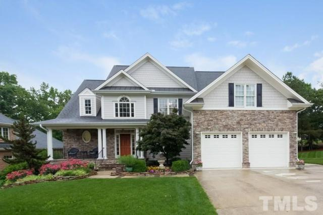 924 Thompson Glenn Place, Wake Forest, NC 27587 (#2172934) :: The Jim Allen Group