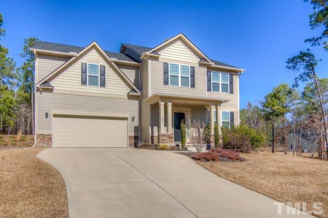 186 Timberland Drive, Angier, NC 27501 (#2172939) :: The Jim Allen Group
