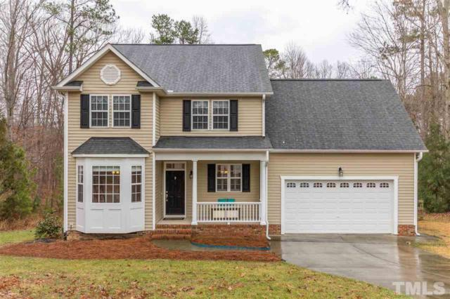 1226 Woodland Church Road, Wake Forest, NC 27587 (#2172942) :: Rachel Kendall Team, LLC