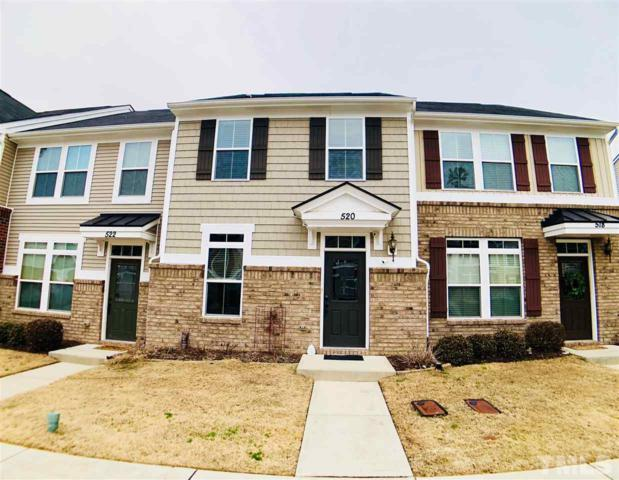 520 Berry Chase Way, Cary, NC 27519 (#2172951) :: Rachel Kendall Team, LLC
