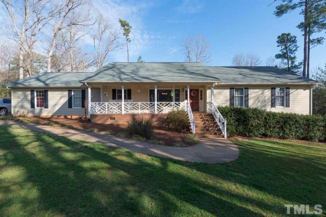 5 Crosswinds Estates, Pittsboro, NC 27312 (#2172973) :: RE/MAX Real Estate Service