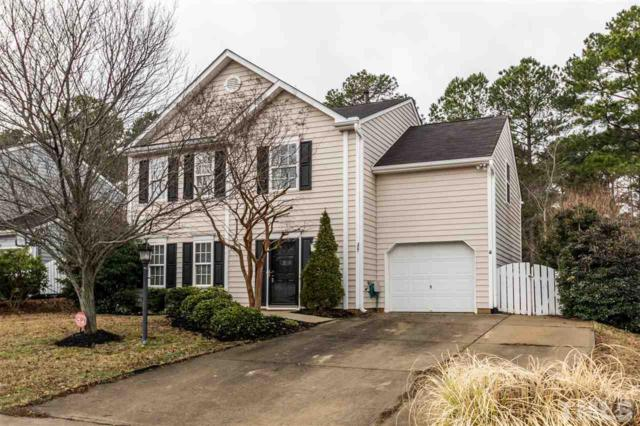 207 Cabana Drive, Apex, NC 27539 (#2172974) :: The Jim Allen Group
