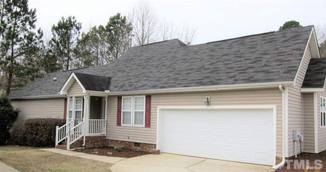305 Occidental Drive, Holly Springs, NC 27540 (#2172982) :: The Jim Allen Group