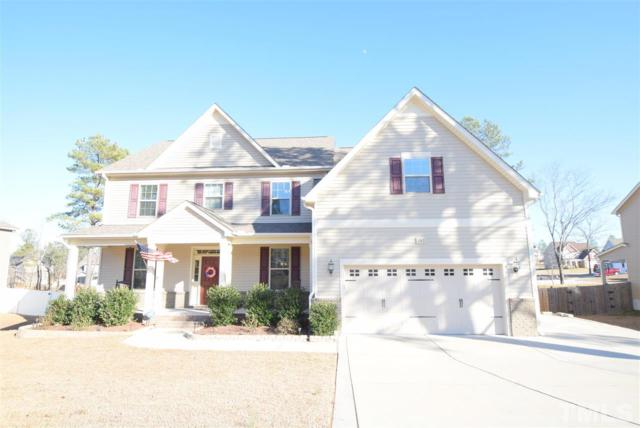 145 Bison Lane, Lillington, NC 27546 (#2172990) :: Rachel Kendall Team, LLC