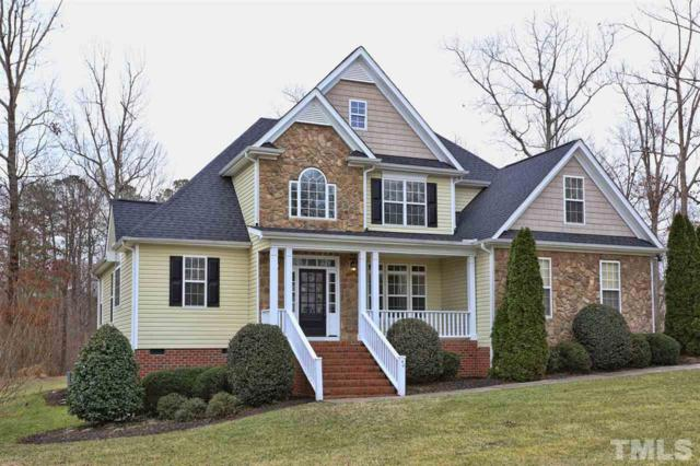 40 Sandstone Way, Youngsville, NC 27596 (#2172996) :: The Jim Allen Group