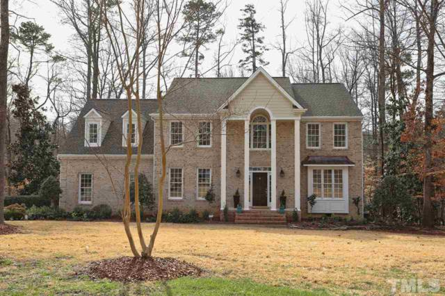 405 Rock Garden Road, Chapel Hill, NC 27516 (#2173025) :: Raleigh Cary Realty