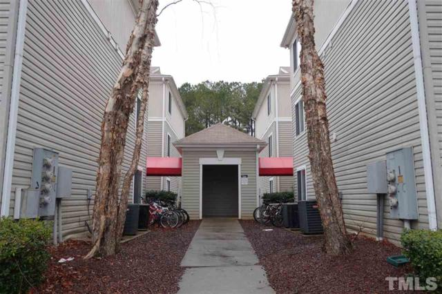 1411 Collegiate Circle #304, Raleigh, NC 27606 (#2173030) :: Raleigh Cary Realty